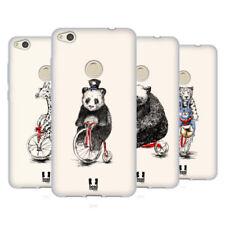 Cover e custodie Head Case Designs Per Huawei P8 lite per cellulari e palmari silicone / gel / gomma