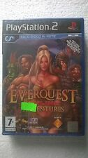 PS2 SEALED SONY PLAYSTATION 2 EVERQUEST ONLINE ADVENTURES