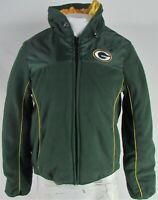 Green Bay Packers NFL G-III Women's Full-Zip Hooded Fleece Jacket