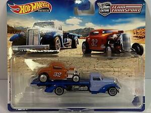 Team Transport 1932 Ford Speed Waze Hot Wheels Real Rider GRK53