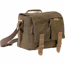 National Geographic NG A2540 Africa Series Midi Satchel (Brown). EU Seller!