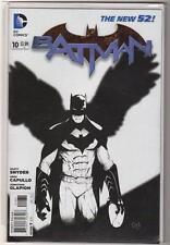 DC Comics BATMAN 10 NEW 52 1:100 VARIANT  BLACK WHITE COVER Snyder capullo