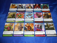 Marvel Dice Masters AVX Common SFT 30 Cards #35-64 no dice Wizkids 2014 NM