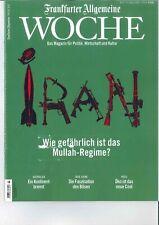 FAZ Woche - Ausgabe 03/2020 - Wie gefährlich ist das Mullah-Regime +wie neu +