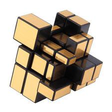 Cube Block Skewb Mirror Speed Twist Puzzle Cube Fidget Adults Educational Toys