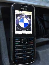 Nokia 6233 - Schwarz (Ohne Simlock) Handy Top Zustand !!!von BMW!!