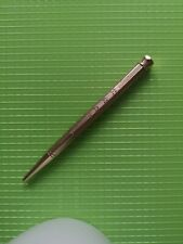 More details for vintage 9ct gold propelling pencil 12.8ms