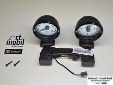 Original smart fortwo 451 Zusatzinstrumente Diesel Uhr & Drehzahlmesser