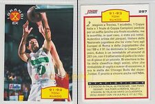 "JOKER BASKET 1994-95 ""ALL STAR 93/94"" - Toni Kukoc # 297 - Near Mint"