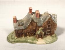 Sebastian Miniatures Pw Baston 50Th Anniversary Figurine House Of Seven Gables