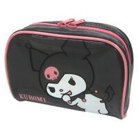 Sanrio Kuromi kkawaii 17cm Character rare mini toy Pouch bag Japan Limited 155