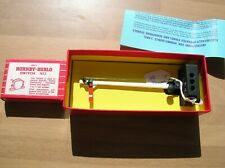 RARE Red Boxed Hornby Dublo 5065 Semaphore Signal Home Electrically Operated VGC
