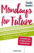 Mondays for Future Claudia Kemfert Taschenbuch Deutsch 2020