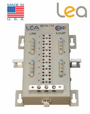 LEA Networks PoE Connectivity Primary Lightning Protection Kit /US Made/UL LISTE