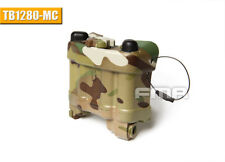 Tactical Paintball NVG AN/PVS-31 Helmet Battery Box Dummy Model No Function Case