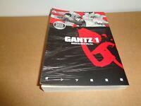 Gantz Vol. 1 by Hiroya Oku Manga Graphic Novel Book in English