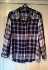 Marks & Spencer Chemise/chemisier ~ Taille 18 (euro 46-USA 14) ~ Womans Top m&s
