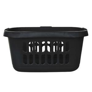 Wham Plastic Large Laundry Basket Hipster Washing Clothes Linen Storage Basket