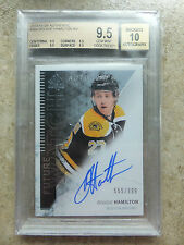 13-14 SPA SP Authentic Rookie FW Future Watch Graded BGS 9.5 DOUGIE HAMILTON/999