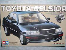 Tamiya 1/24 Toyota Celsior w Engine Detail Model Car Kit #24096