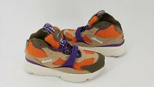 Mens Ellesse  Basketball Shoes SZ 12 -Orange Purple Khaki - 6-10330