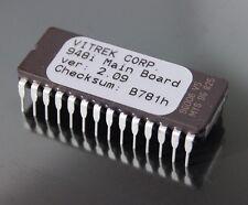 Vitrek Corp 948i Main Board ver: 2.09 EEPROM? ROM? MCU Microcontroller?