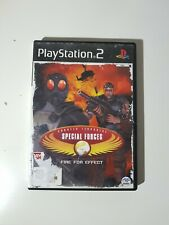 Ct Special Forces Fire For Effect - PlayStation 2 (Ps2)