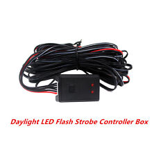 12V 24V General Car Auto LED Flash Strobe Controller Box Flasher Module 2 Ways