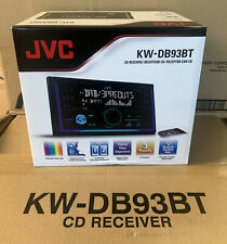 JVC CAR/VAN CD/MP3, AUX-IN, USB IPOD/IPHONE, DOUBLE DIN DAB BLUETOOTH STEREO NEW