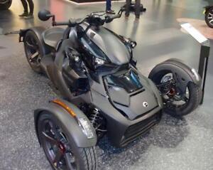 Can-Am Ryker 600cc Ace new 2021