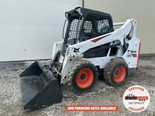 2017 Bobcat S570 Skid Steer Orops Aux Hyd Handfoot Controls 1848 Hours