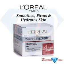 Loreal Wrinkle Expert Firming Cream Smoothes Improves L'Oreal Hydrates 50ml