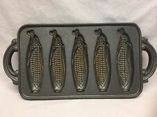 John Wright 1995 Cast Iron Corn Bread Mold