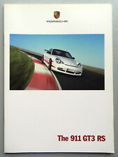 V12480 PORSCHE 911-996 GT3RS - CATALOGUE - 06/03 - 16x21 - GB