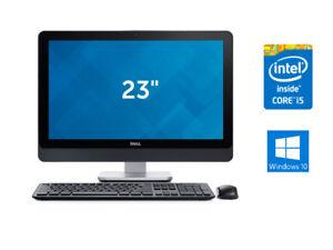 """Dell Optiplex 9020 AIO 23"""" i5 4570S 8Gb 128Gb SSD Full HD Win 10 All In One PC"""