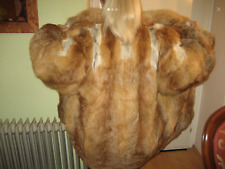 Echte Fuchs  Pelze Jacke gr 40-42