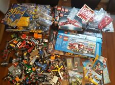 Lot of Lego Technic,City and Recers and more Incomplete?