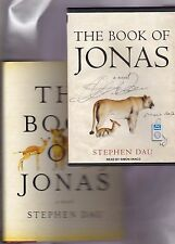 The Book of Jonas by Stephen Dau MP3 CD Signed by Dau & Hardcover Version 2012
