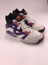 low priced c0c8b 99de7 Nike Air Tech Challenge 3 Purple Andre Agassi Size 10.5 315956 101 I II III