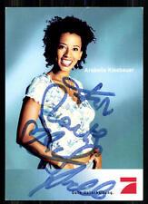 Arabella Kiesbauer Pro 7 Autogrammkarte Original Signiert ## BC 6642