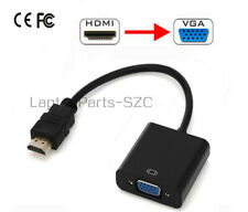 Штекер HDMI к Vga женский видео кабель шнур конвертер адаптер для Pc Dvd Hdtv 1080P
