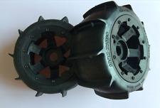 Rear sand wheel set fit 1/5 RC HPI baja 5B rc car parts