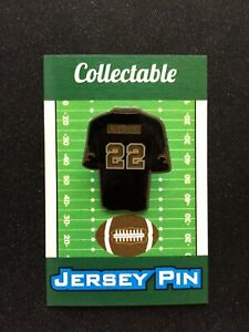 New Orleans Saints Mark Ingram jersey lapel pin-Collectible-Who Dat Nation