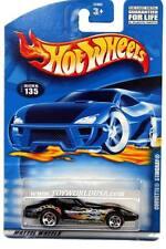 2001 Hot Wheels #135 Chevrolet Covette Stingray