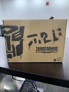 !!IN HAND!!TRANSFORMERS SHATTERED GLASS OPTIMUS PRIME & RATCHET 2 PACK WFC-GS17
