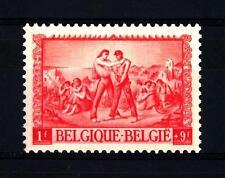 BELGIUM - BELGIO - 1945 - Pro impiegati postali sinistrati.