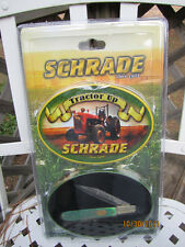 Knife Schrade Tractor Up in Gift Tin 044356203159 Commemorating American Farmer