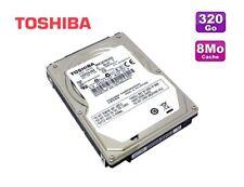 """DISQUE DUR INTERNE TOSHIBA MK3276GSX HDD 320 Go 2.5"""""""