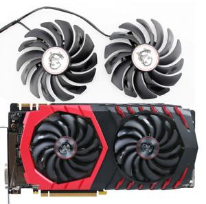Fan For MSI RX 470 480 570 580 GTX1080Ti 1080 1070 4PIN PLD10010S12HH GPU Cooler