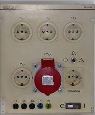 ELABO 33-0A Laboreinschub AC Trenntrafo Laborsteckdosen Trenntransformator 230V